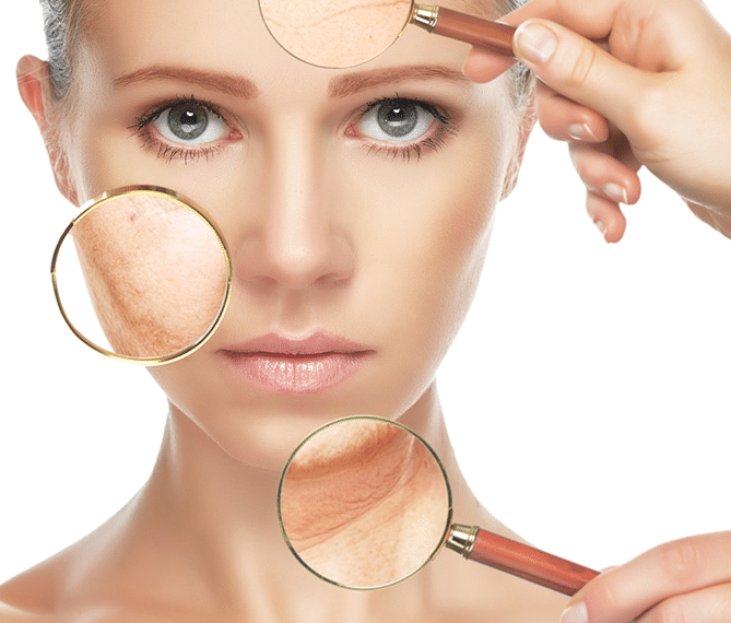 Get your beauty back with anti-wrinkle facial treatment